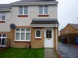 Thumbnail 3 bedroom semi-detached house to rent in Ashmore Avenue, Kirkmuirhill, Lanark
