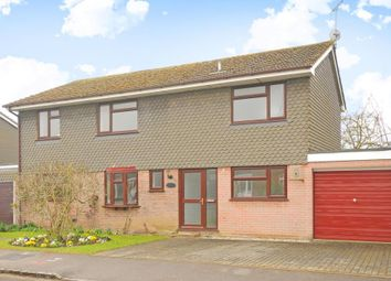 Thumbnail 5 bed detached house to rent in Crowmarsh Gifford, Wallingford