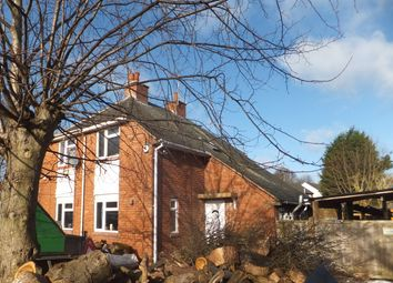 Thumbnail 2 bed semi-detached house for sale in Brougham Avenue, Mansfield