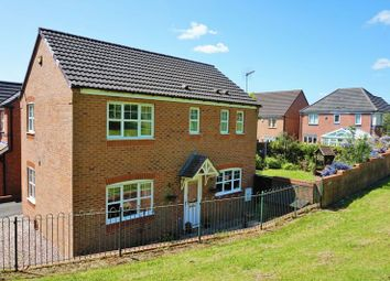 Thumbnail 3 bed detached house for sale in Larch Drive, Northfield, Birmingham