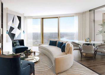 Thumbnail 1 bed flat for sale in The Spire, Canary Wharf