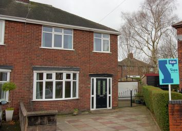 Thumbnail 3 bed semi-detached house for sale in Barrington Court, May Bank, Newcastle-Under-Lyme