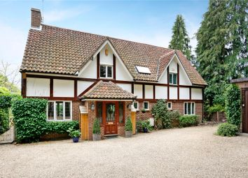 Thumbnail 4 bed detached house for sale in Blind Lane, Bourne End, Buckinghamshire