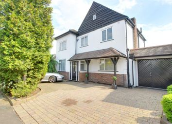 Thumbnail 4 bed detached house for sale in Cedar Park Road, Enfield