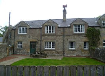Thumbnail 2 bed cottage to rent in Near Alnwick