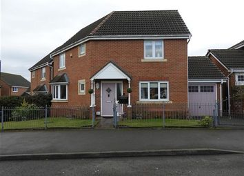 Thumbnail 3 bed detached house for sale in Thornbury Road, Walsall