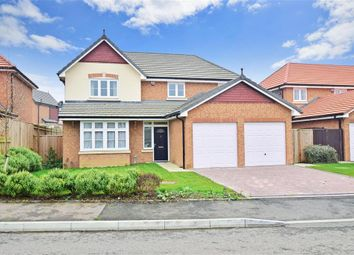 Thumbnail 4 bed detached house for sale in Kingsborough Drive, Eastchurch, Sheerness, Kent