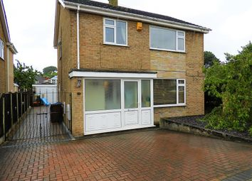Thumbnail 3 bed detached house for sale in Big Barn Lane, Mansfield