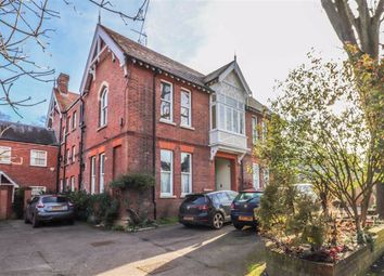 Thumbnail 2 bed flat for sale in Queens Road, Hertford, Herts