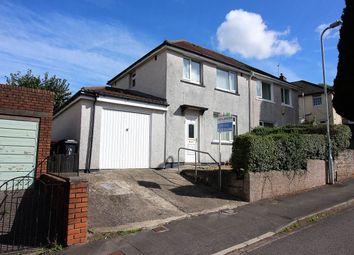 3 bed semi-detached house for sale in Graig Park Road, Malpas, Newport NP20
