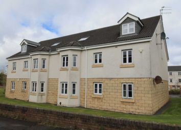 Thumbnail 1 bed flat for sale in Barclay Drive, Elderslie, Johnstone
