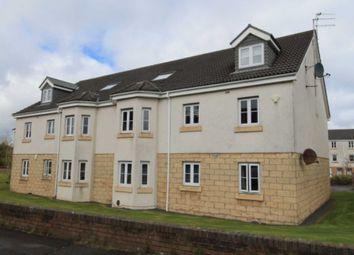 Thumbnail 1 bed flat for sale in Barclay Drive, Elderslie, Johnstone
