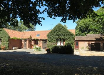 Thumbnail 4 bed detached bungalow for sale in High Street, Rippingale, Bourne