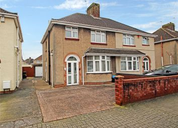 Thumbnail 3 bed semi-detached house for sale in Donald Road, Uplands, Bristol
