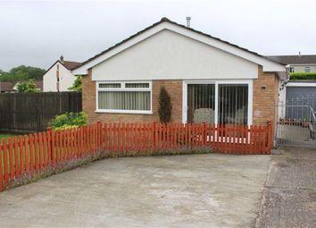 Thumbnail 3 bed detached bungalow for sale in Nevills Close, Gowerton, Swansea