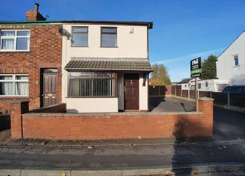 Thumbnail 3 bed end terrace house for sale in Lord Street, Burscough, Ormskirk