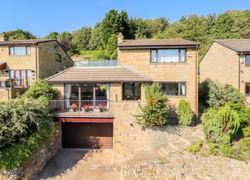 Thumbnail 4 bed detached house for sale in Daleside, Thornhill, Dewsbury