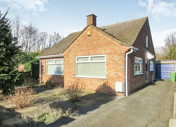 Thumbnail 3 bedroom detached house for sale in Franklyn Crescent, Peterborough