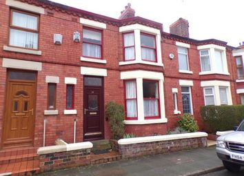 Thumbnail 3 bed terraced house for sale in Brabant Road, Aigburth, Liverpool, Merseyside