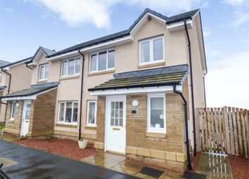 Thumbnail 3 bed detached house for sale in Whitehall Road, Chirnside, Duns, Scottish Borders
