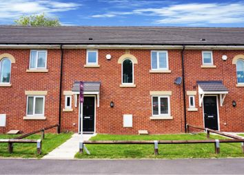 Thumbnail 2 bed terraced house for sale in Gwalia Place, Wrexham