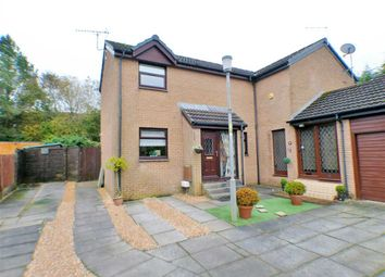 Thumbnail 2 bed semi-detached house for sale in Mountherrick, Valleyfield, East Kilbride