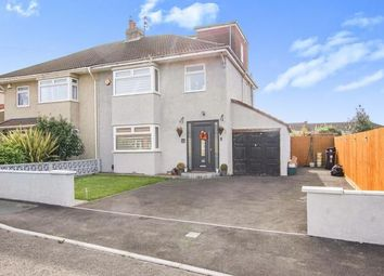 Thumbnail 4 bed semi-detached house for sale in Springleaze, Mangotsfield, Bristol
