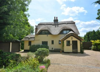 Thumbnail 3 bed detached house for sale in Norton Road, Riseley, Reading