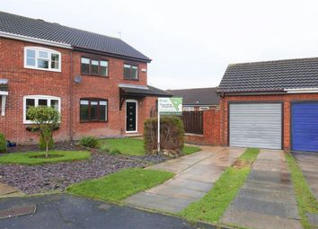 Thumbnail 3 bed semi-detached house to rent in Kinbrace Drive, York, North Yorkshire