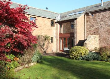 Thumbnail 3 bed mews house for sale in The Coach House, Street Farm, Wigton, Cumbria