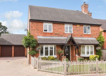 Thumbnail 5 bed detached house for sale in Stable Close, Finmere, Buckingham, Buckinghamshire