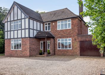 Thumbnail 5 bed detached house for sale in St. Williams Way, Thorpe St. Andrew, Norwich