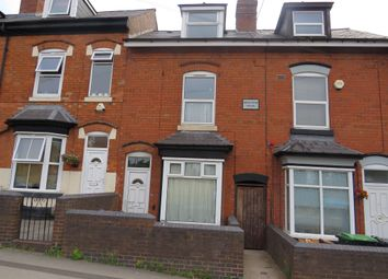 Thumbnail 3 bed terraced house for sale in Sycamore Road, Edgbaston, Birmingham