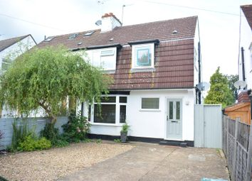 3 bed semi-detached house for sale in Ruden Way, Epsom KT17