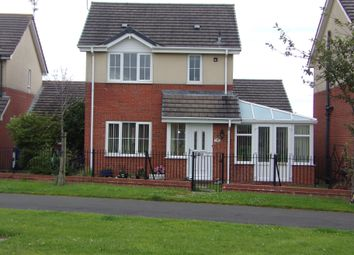 Thumbnail 3 bedroom detached house for sale in Humford Green, Blyth