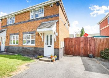 Thumbnail 3 bed semi-detached house for sale in Woodford Avenue, Lowton, Warrington