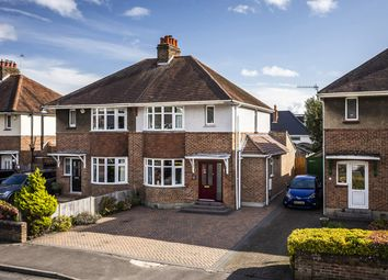 Thumbnail 3 bed semi-detached house for sale in Sherwood Avenue, Parkstone, Poole