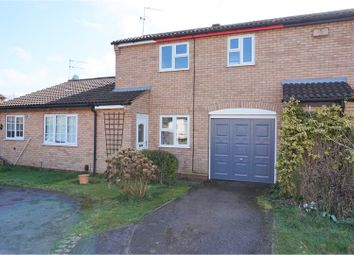 Thumbnail 2 bed terraced house for sale in Clover Close, Stratford-Upon-Avon