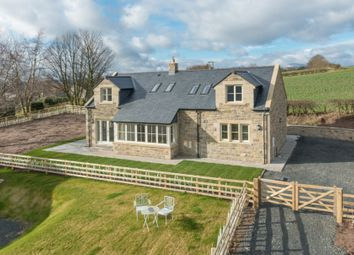 Thumbnail 4 bed detached house for sale in Scout Hill, Chatton, Alnwick, Northumberland