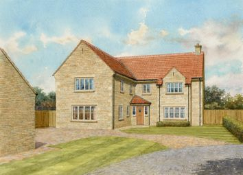 4 bed detached house for sale in Plot 1 - The Elms, The Wood Yard, Stamford Road, Colsterworth NG33