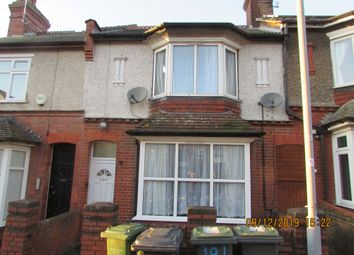 3 bed terraced house for sale in High Town Road, Luton, Bedfordshire LU2