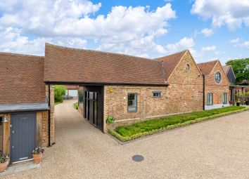 Thumbnail 3 bed barn conversion for sale in Pembridge Gardens, Stevenage