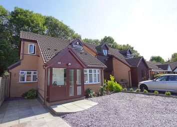 Thumbnail 4 bed detached house for sale in Tasman Close, Warrington