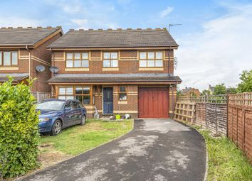 Thumbnail 4 bedroom detached house for sale in Swindon, Wiltshire