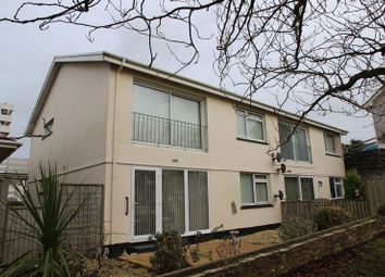 Thumbnail 2 bed flat for sale in Ashton Court, Newquay