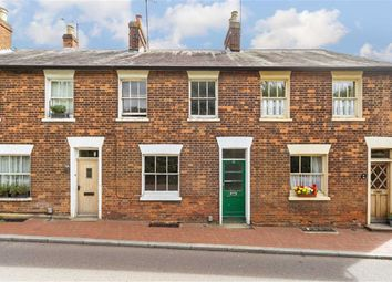 Thumbnail 3 bed terraced house for sale in Station Road, Wheathampstead, Hertfordshire