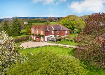 Thumbnail 6 bed detached house for sale in Crondall, Farnham, Surrey