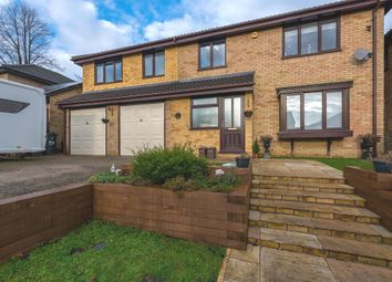 Thumbnail 6 bed detached house for sale in Sage Close, Abington, Northampton