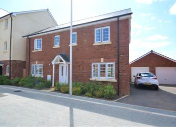 Thumbnail 4 bed detached house for sale in Blackthorn Lane, Cranbrook, Exeter, Devon