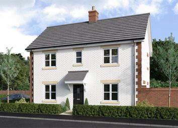 "Thumbnail 3 bed detached house for sale in ""Downshire"" at Monument Road, Chalgrove, Oxford"